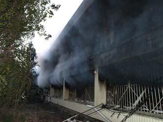 В Симферополе горели медицинские склады (ФОТО), фото-3