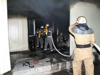 В Симферополе горели медицинские склады (ФОТО), фото-4