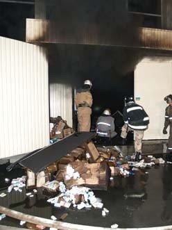 В Симферополе горели медицинские склады (ФОТО), фото-5
