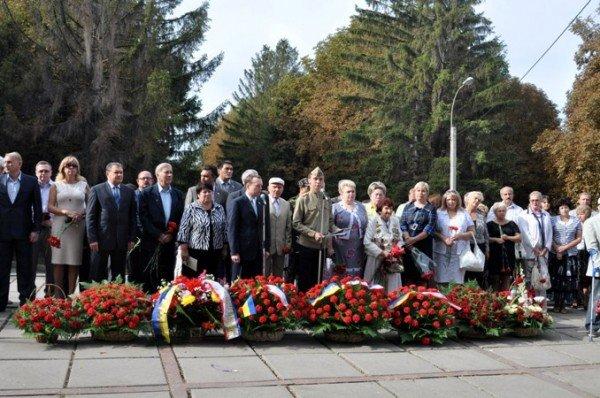 Сегодня в Симферополе отмечают День партизанской славы (фото), фото-1