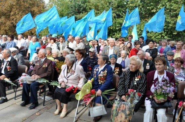 Сегодня в Симферополе отмечают День партизанской славы (фото), фото-2