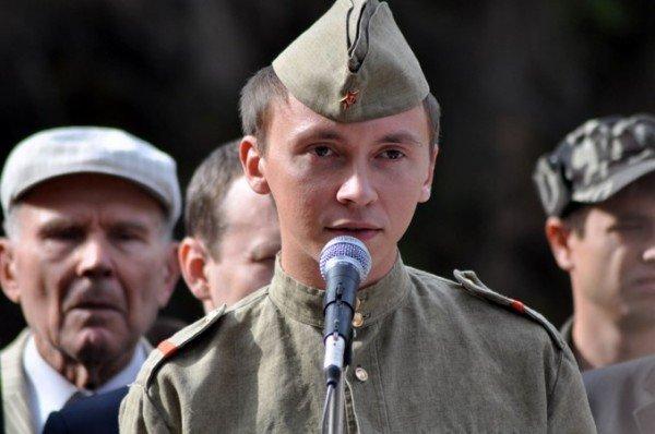 Сегодня в Симферополе отмечают День партизанской славы (фото), фото-3