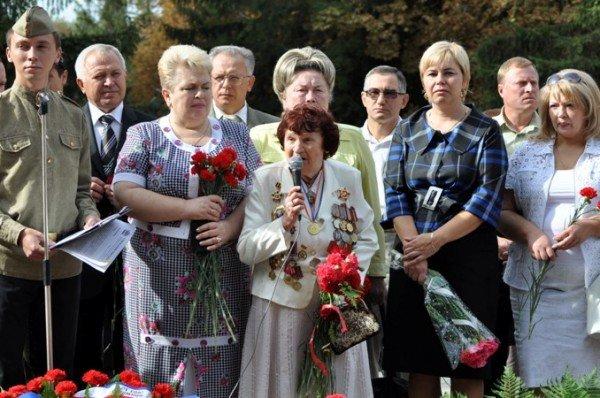 Сегодня в Симферополе отмечают День партизанской славы (фото), фото-4