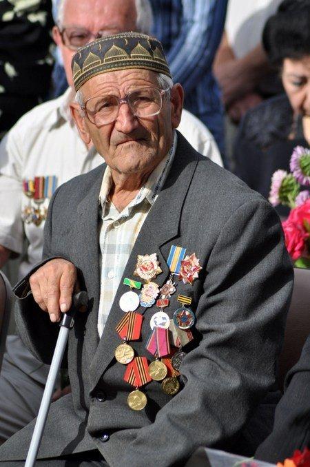 Сегодня в Симферополе отмечают День партизанской славы (фото), фото-5