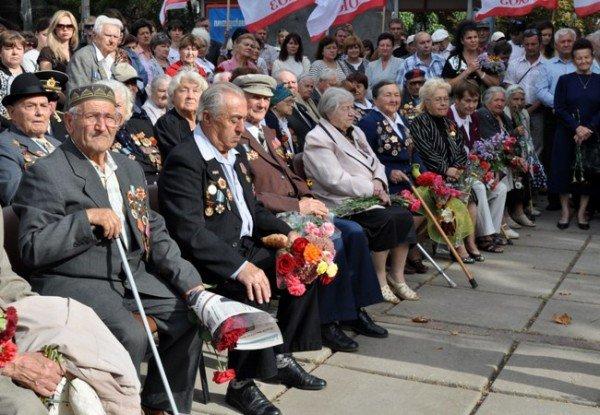 Сегодня в Симферополе отмечают День партизанской славы (фото), фото-6