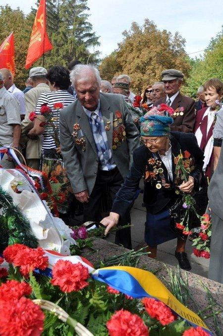 Сегодня в Симферополе отмечают День партизанской славы (фото), фото-7