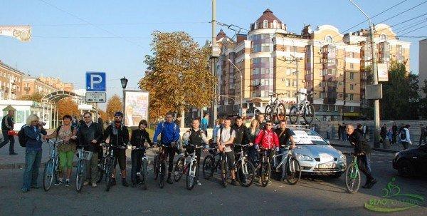 Всемирный день без авто в Полтаве (ФОТО), фото-4