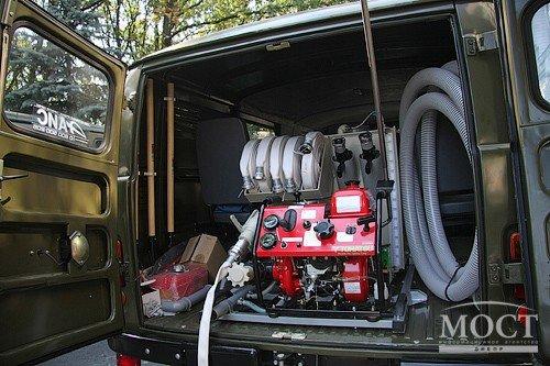 Лесные хозяйства области получили 7 современных пожарных автомобилей, фото-1