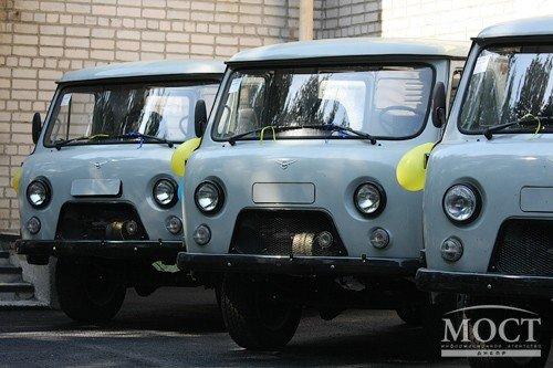Лесные хозяйства области получили 7 современных пожарных автомобилей, фото-7
