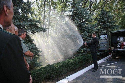 Лесные хозяйства области получили 7 современных пожарных автомобилей, фото-9
