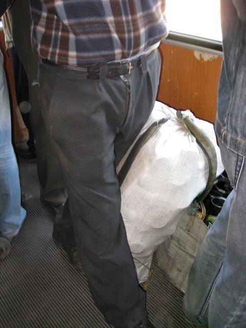 В Горловке устроили показушную облаву на безбилетников. Журналистов созвали, а «зайцев» не поймали, фото-7