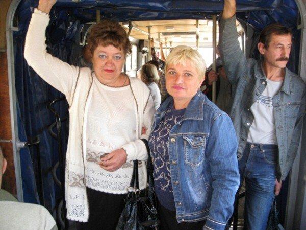 В Горловке устроили показушную облаву на безбилетников. Журналистов созвали, а «зайцев» не поймали, фото-8