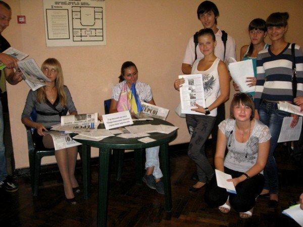 Горловские школьники выбирали жизненный путь в «Шахтере», фото-1