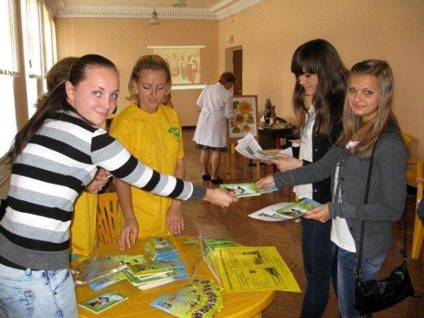 Горловские школьники выбирали жизненный путь в «Шахтере», фото-3