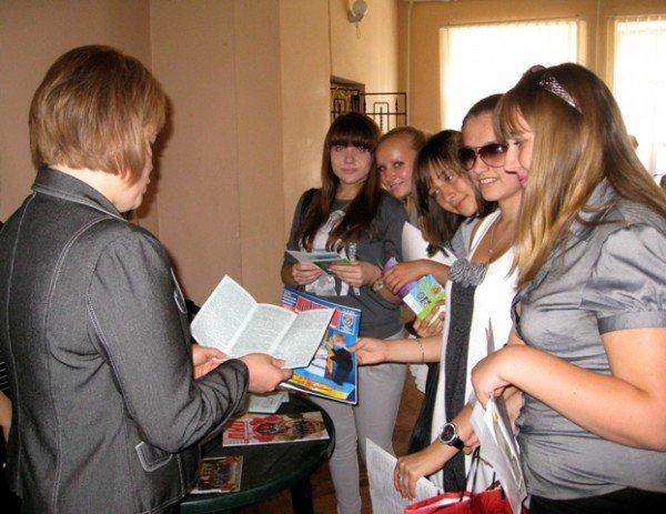 Горловские школьники выбирали жизненный путь в «Шахтере», фото-5