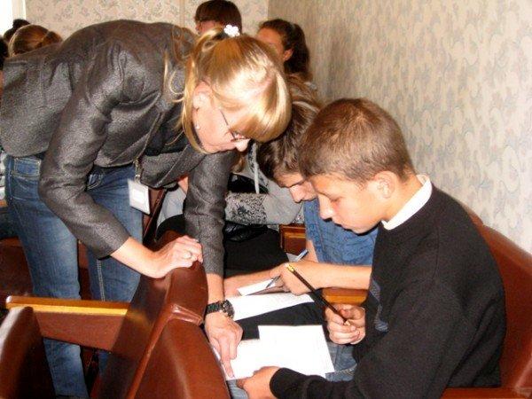 Горловские школьники выбирали жизненный путь в «Шахтере», фото-6