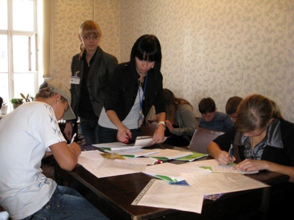 Горловские школьники выбирали жизненный путь в «Шахтере», фото-7