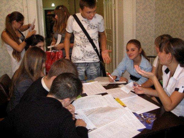 Горловские школьники выбирали жизненный путь в «Шахтере», фото-8