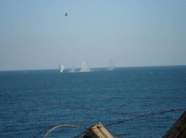 Украинские военные три часа топили врагов в Черном море (фото), фото-5