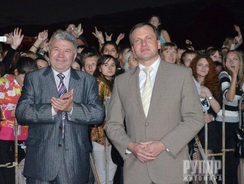 У Житомирі на День народження Глобал.Ua виступали Dr. Alban та гурт «Скрябін» (ФОТО), фото-2