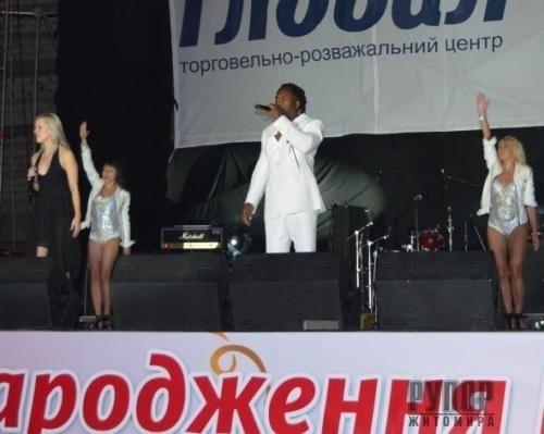 У Житомирі на День народження Глобал.Ua виступали Dr. Alban та гурт «Скрябін» (ФОТО), фото-3