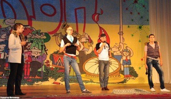 Алла Кудлай вдруге взяла кубок КВНу в чемпіонаті Житомира (фото), фото-7
