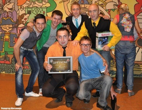 Алла Кудлай вдруге взяла кубок КВНу в чемпіонаті Житомира (фото), фото-11
