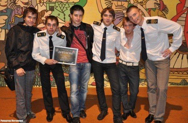 Алла Кудлай вдруге взяла кубок КВНу в чемпіонаті Житомира (фото), фото-12
