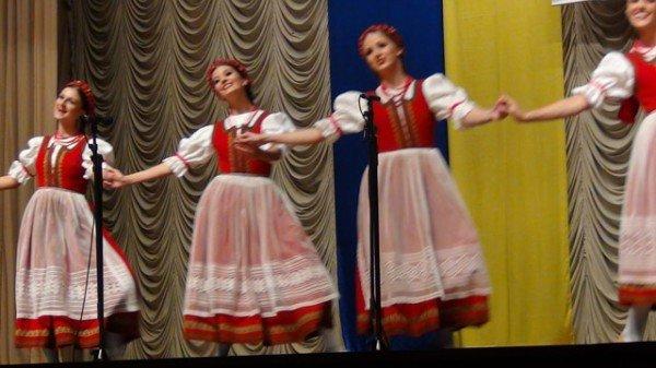 Ансамбль пісні і танцю «Мазовше» завітав до Бердичева, фото-1