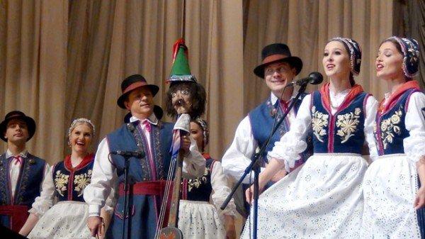 Ансамбль пісні і танцю «Мазовше» завітав до Бердичева, фото-2