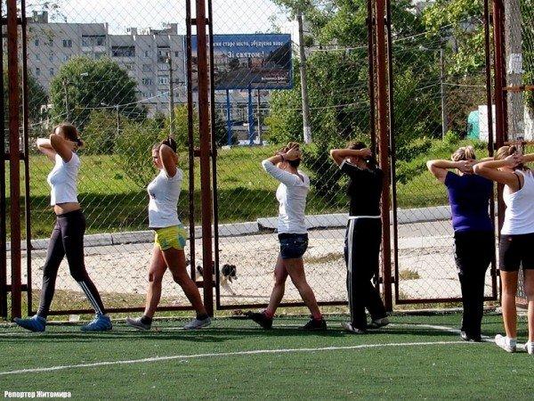 У Житомирі відроджується жіночий міні-футбол, фото-1