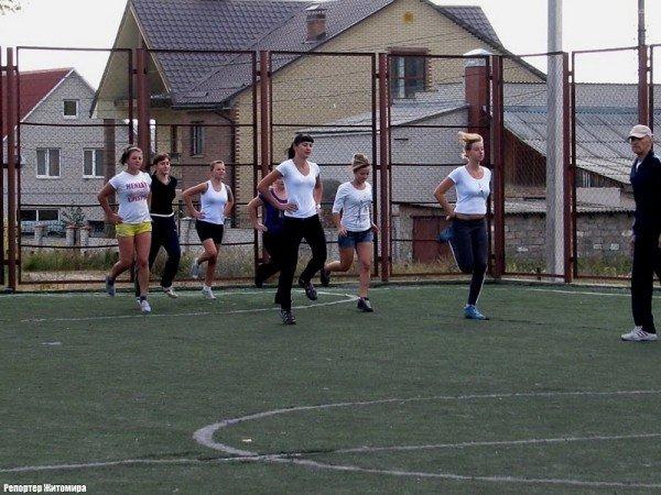 У Житомирі відроджується жіночий міні-футбол, фото-4