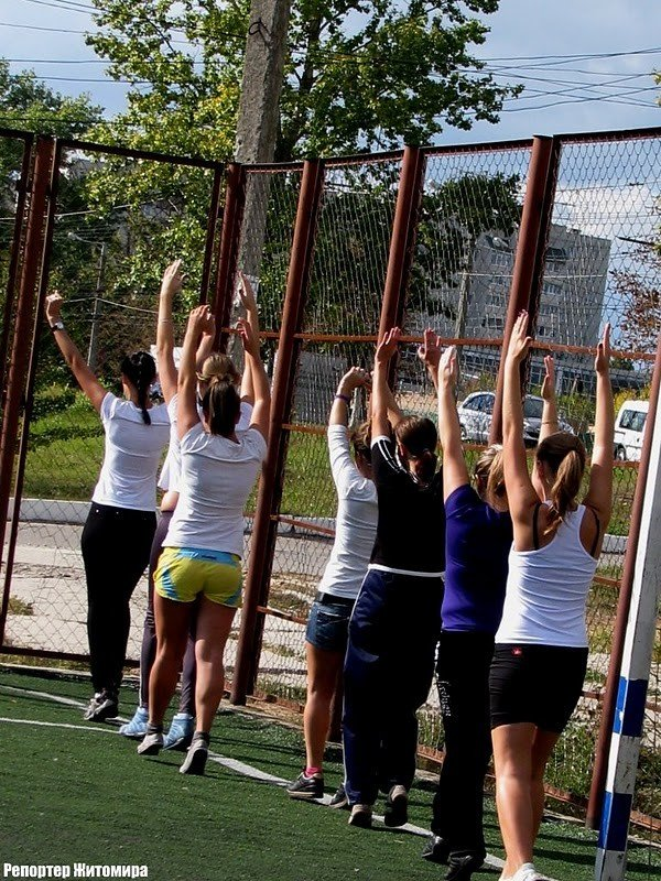 У Житомирі відроджується жіночий міні-футбол, фото-6