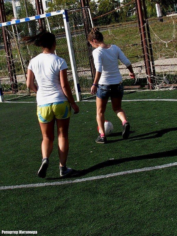 У Житомирі відроджується жіночий міні-футбол, фото-7