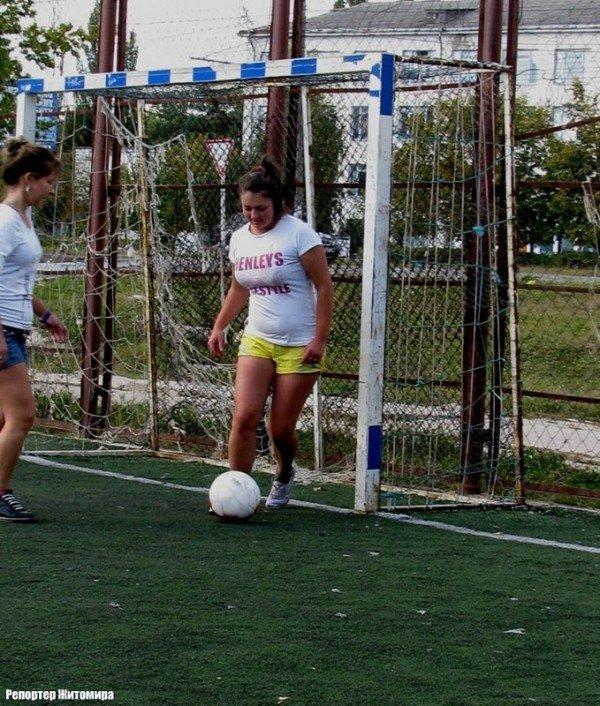 У Житомирі відроджується жіночий міні-футбол, фото-8