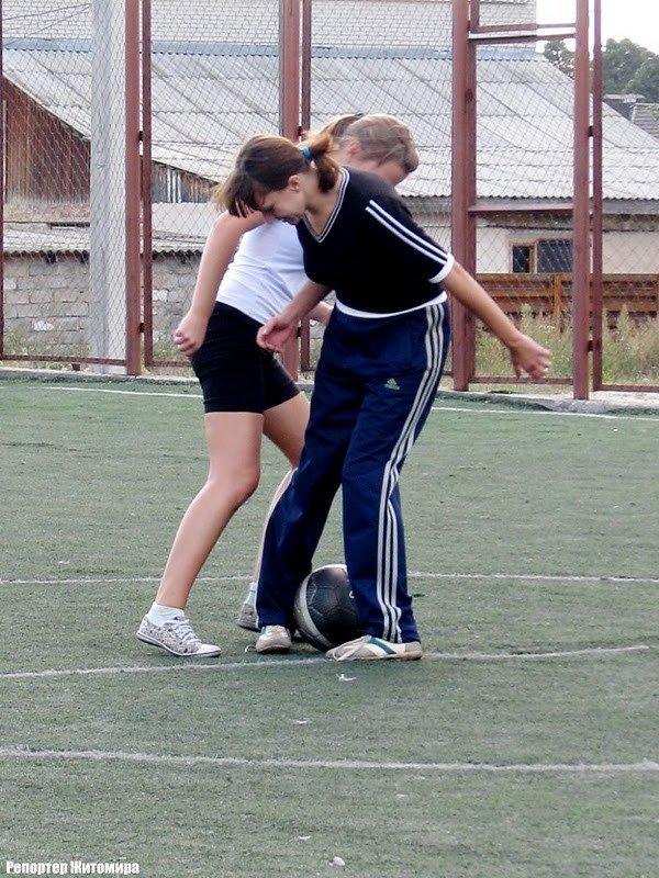 У Житомирі відроджується жіночий міні-футбол, фото-9