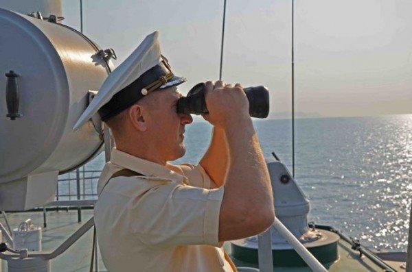 В Крыму отстреливались от вражеских кораблей (фото), фото-3