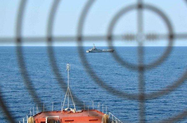 В Крыму отстреливались от вражеских кораблей (фото), фото-4