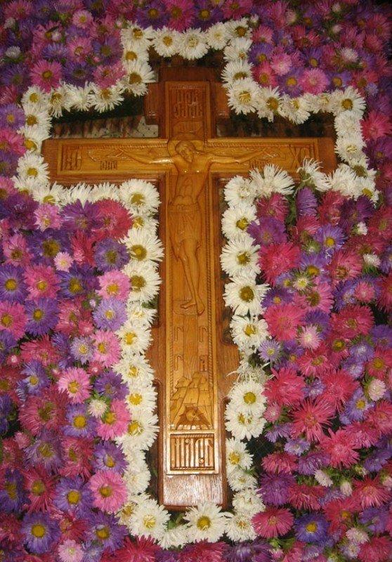 Сегодня праздник Воздвижения Креста Господня, фото-1