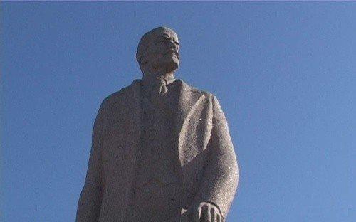 У центрі Бердичева невідомі розмалювали пам'ятник Леніну (ФОТО), фото-2