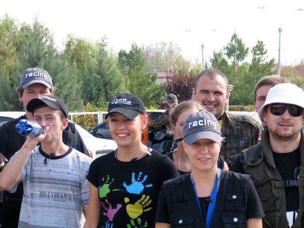 В Симферополе открыли сезон квестов на машинах (фото), фото-3