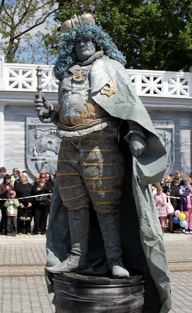 Евпаторийский «Король» вернулся в Крым «бронзовым» (фото), фото-1