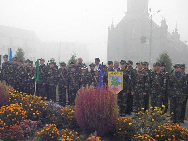 Як Олевськ відзначив День партизанської слави, фото-7