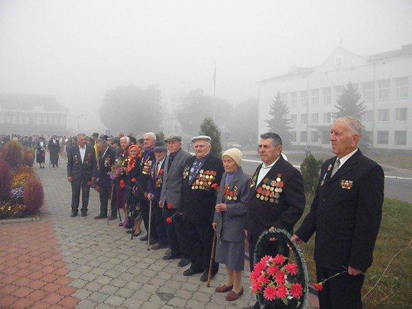 Як Олевськ відзначив День партизанської слави, фото-1