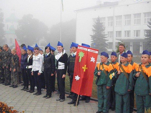 Як Олевськ відзначив День партизанської слави, фото-8