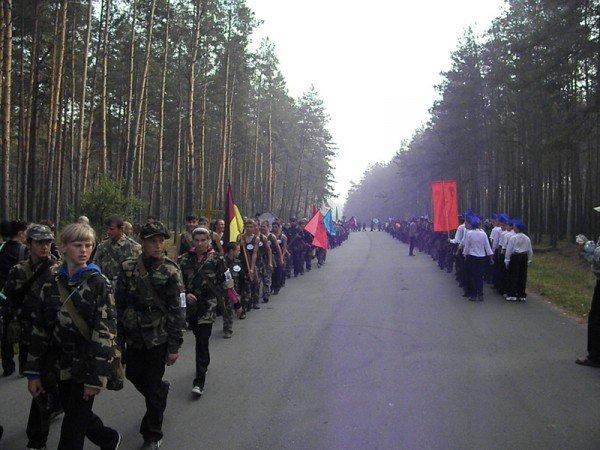 Як Олевськ відзначив День партизанської слави, фото-5