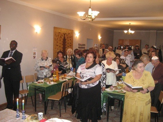 В Симферополе встретили 5772-й Новый год (фото), фото-1