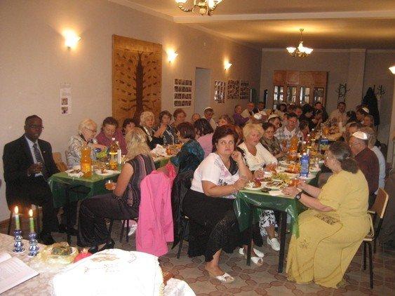 В Симферополе встретили 5772-й Новый год (фото), фото-2