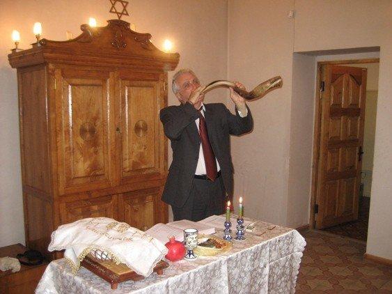 В Симферополе встретили 5772-й Новый год (фото), фото-4