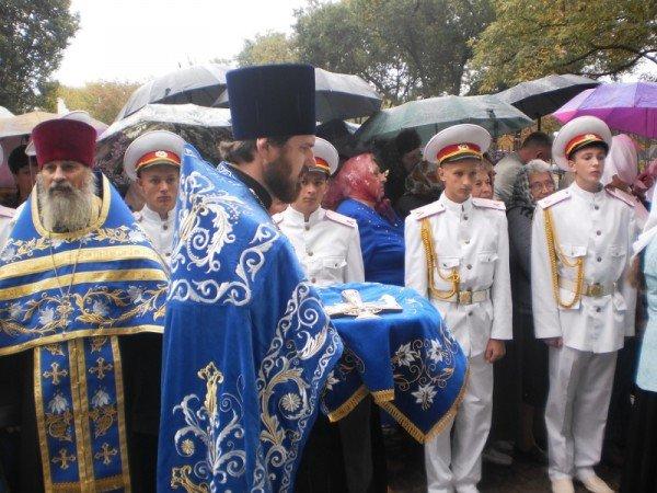 В Кривом Роге освящен «афганский» храм - центр городского духовно-патриотического комплекса (фото), фото-2